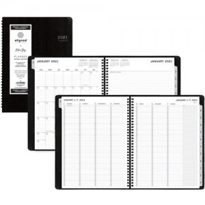 Blue Sky Aligned Weekly/Monthly Appointment Planner 123845 BLS123845