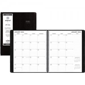 Blue Sky Aligned Monthly Appointment Planner 123849 BLS123849