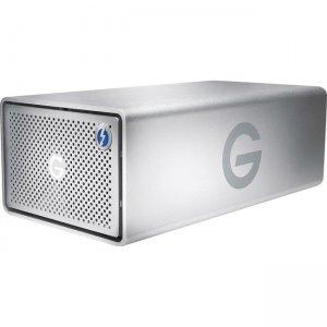 G-Technology G-RAID with Thunderbolt 3 Dual-drive Storage System 0G10810-1