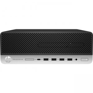 HP ProDesk 600 G5 Small Form Factor PC 200H3UW#ABA