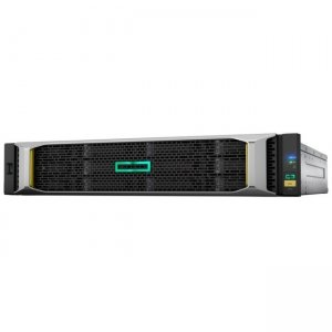 HPE MSA 1GbE iSCSI Dual Controller LFF Storage Q2R22B 1050