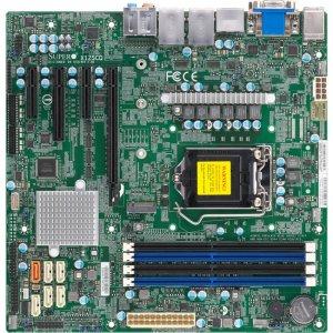 Supermicro Desktop Motherboard MBD-X12SCQ-B X12SCQ