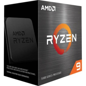 AMD Ryzen 9 Hexadeca-core 3.4GHz Desktop Processor 100-000000059 5950X