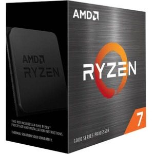 AMD Ryzen 7 Octa-core 3.8GHz Desktop Processor 100-000000063 5800X