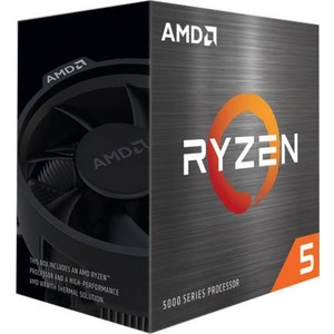 AMD Ryzen 5 Hexa-core 3.7GHz Desktop Processor 100-000000065 5600X