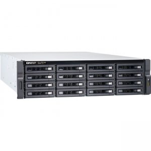 QNAP SAN/NAS Storage System TSH1683XURPE2236128G TS-H1683XU-RP-E2236-128G