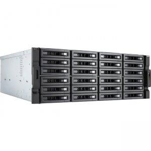 QNAP SAN/NAS Storage System TSH2483XURPE2236128G TS-H2483XU-RP-E2236-128G