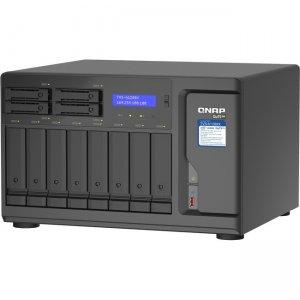 QNAP SAN/NAS Storage System TVS-H1288XW125016GUS TVS-H1288X-W1250-16G