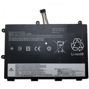 eReplacements Battery 45N1750-ER