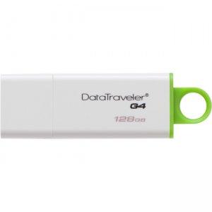 Kingston 128GB DataTraveler G4 USB 3.0 Flash Drive DTIG4/128GBBK