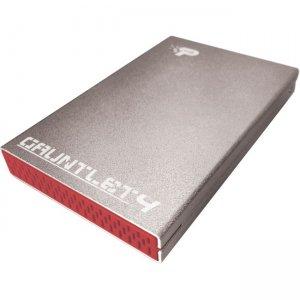 """Patriot Memory Gauntlet 4, 2.5"""" SATA III, USB 3.1 Gen 2 Enclosure Drive PCGT425S"""
