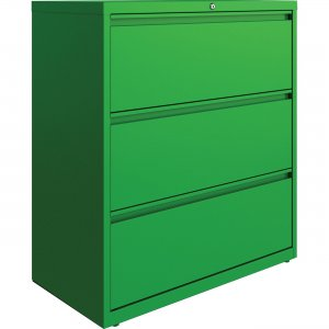 Lorell 3-drawer Lateral File 03115 LLR03115