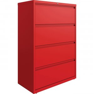 Lorell 4-drawer Lateral File 03117 LLR03117