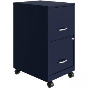 Lorell SOHO File/File Mobile File Cabinet 00061NY LLR00061NY