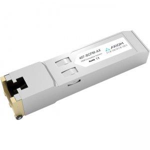 Axiom 10GBASE-T SFP+ Transceiver For Dell - 407-BCFM 407-BCFM-AX