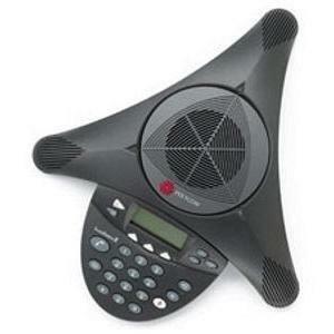 Polycom SoundStation2 Conference Phone 2200-16200-001 EX