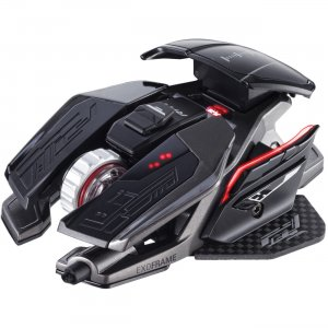 Mad Catz The Authentic R.A.T. Pro X3 Optical Gaming Mouse MR05DCINBL01
