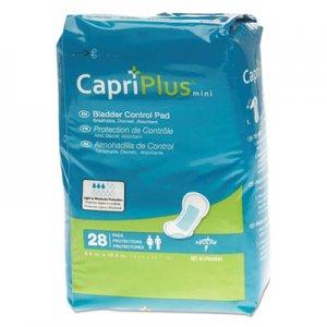"""Medline Capri Plus Bladder Control Pads, Regular, 5.5"""" x 10.5"""", 28/Pack MIIBCPE01 BCPE01"""