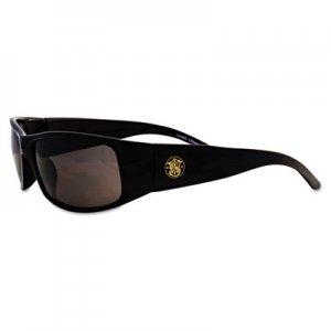 Smith & Wesson Elite Safety Eyewear, Black Frame, Smoke Anti-Fog Lens SMW21303 21303