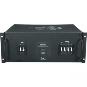 Middle Atlantic Products Rackmount Isolation Transformer and load Center System ISOCTR-5R-208-2