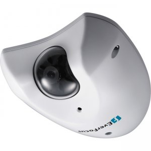 EverFocus 3 Megapixel Full HD WDR Mini Rugged Dome Network Camera EHN1320/3 EHN1320