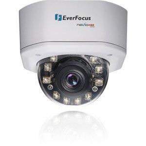 EverFocus 2 Megapixel Auto Focus Outdoor IR & WDR Dome Network Camera EHN3261