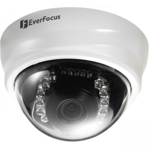 EverFocus 1 Megapixel IR & WDR Mini Dome Network Camera EDN2160/4 EDN2160