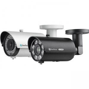 EverFocus 720p Analog HD True Day/Night Outdoor IR Bullet Camera EZ930W