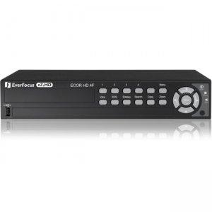 EverFocus 4 Channel HD DVR ECORHD4F/4T ECORHD4F