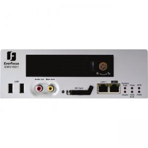 EverFocus 16 Channel Hybrid Mobile DVR EMV1601/500M EMV1601