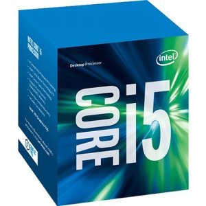 Intel Core i5 Quad-core 3GHz Desktop Processor BX80677I57400 i5-7400