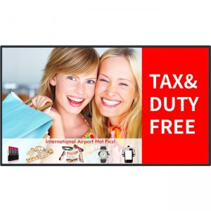 Panasonic 65-inch Class Full HD LCD Display TH65EF1U TH-65EF1U