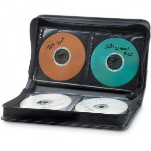Verbatim CD/DVD Storage Wallet 70105 VER70105