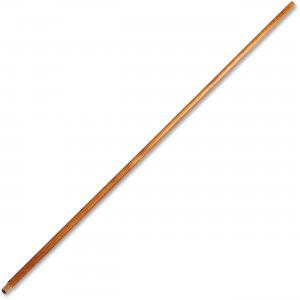 Rubbermaid Commercial Lacquered Wood Broom Handle 636100LACCT RCP636100LACCT