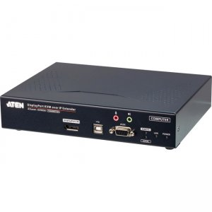 Aten 4K DisplayPort Single Display KVM over IP Transmitter KE9950T