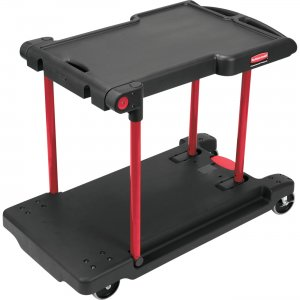 Rubbermaid Commercial Convertible Cart Platform Truck 430000 RCP430000