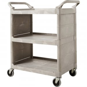 Rubbermaid Commercial Utility Service Cart 335588PLAT RCP335588PLAT