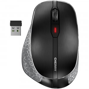 Cherry Rechargeable Wireless Mouse JW-8500 CHYJW8500 MW 8 Ergo