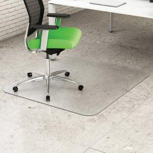 deflecto Earth Source 46x60 Hard Floor Mat CM2E442FPB DEFCM2E442FPB