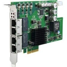 Advantech 4-Port PCI Express GigE Vision Frame Grabber PCIE-1674E-AE PCIE-1674E