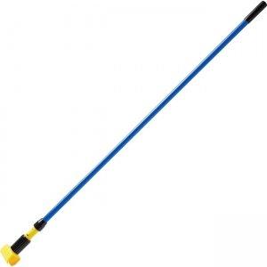 "Rubbermaid Commercial Gripper 60"" Fiberglass Mop Handle H246BLUCT RCPH246BLUCT"