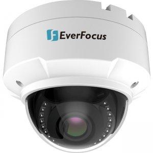 EverFocus 5-Megapixel IR & WDR, Outdoor Dome Network Camera EHN2550