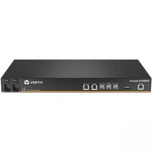 AVOCENT ACS 8000 32 Port Cellular with 4G/LTE Dual AC ACS8032-LN-DAC-400 ACS8032