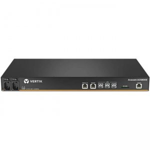 AVOCENT ACS 8000 48 Port Cellular with 4G/LTE Dual AC ACS8048-LN-DAC-400 ACS8048