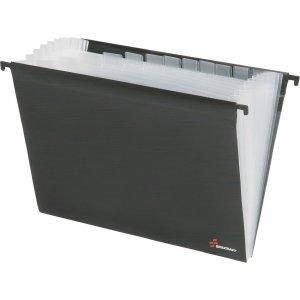SKILCRAFT 12-tab Expandable Hanging Poly Folder 6819291 NSN6819291