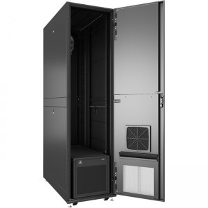 VERTIV VRC-S, Enclosed Rack Integrated with 3.5kW of Cooling and Power Distribution VRCS3307-120V