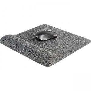 Allsop Premium Plush Mousepad with Wrist Rest 32311 ASP32311