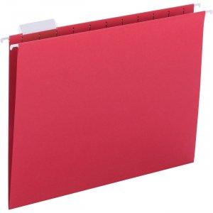 Business Source 1/5-cut Hanging File Folders 03175 BSN03175