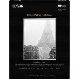 Epson Cold Press Natural Fine Art Paper S042297
