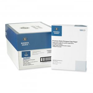 Business Source Multipurpose Copy Paper 36591 BSN36591